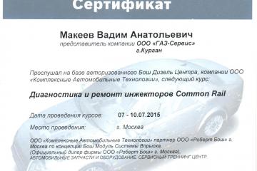 Сертификат Макеев В.А.